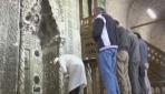 Düğündeki takılarla yapılan 7 asırlık cami