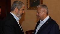 Başbakan Yıldırım, Meşali kabul etti