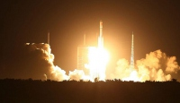 Çinden uzaya Uzun Yürüyüş -7 roketi