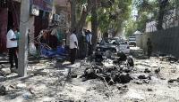 Mogadişuda otele bombalı saldırı