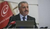 Ulaştırma Bakanından Ankaralılara müjde