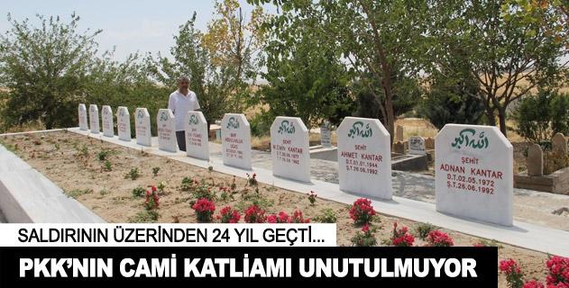 PKKnın o katliamı unutulmuyor