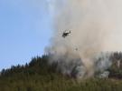 'Kumluca'daki yangın kontrol altına alındı'