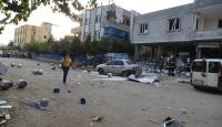Adanada LPG tüpü bayisinde patlama: 2 yaralı