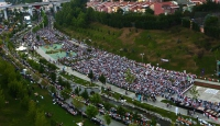 Sular Vadisinde 30 bin kişilik iftar