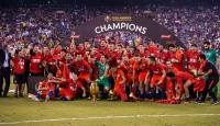 Copa Americada şampiyon Şili