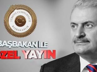 Başbakan Binali Yıldırım TRT Haberde