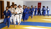 Milli judocular 2 bin 800 rakımda güç depoluyor