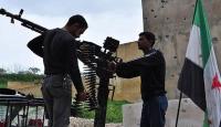 Suriyede muhaliflerin rejime ait savaş uçağı düşürdüğü iddia edildi