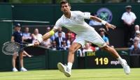 Djokovic Wimbledona hızlı başladı