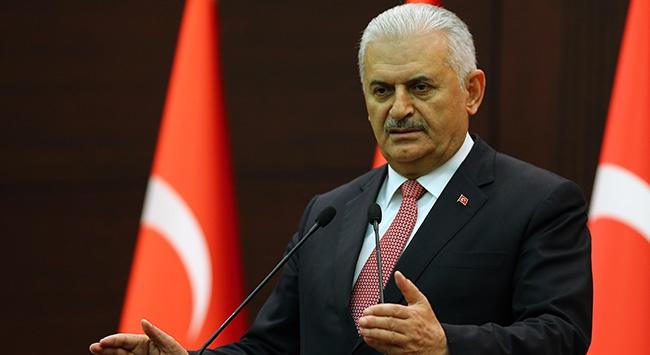 Başbakan Yıldırım 19 Mayıs mesajı yayımladı