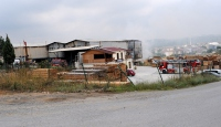 Kocaelide fabrika yangını