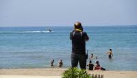 Samsun polisinden boğulmalara karşı afişli uyarı