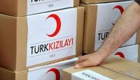 Türk Kızılayından Gazzeye 11 ton gıda yardımı