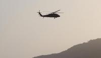Kolombiyada askeri helikopter düştü: 17 ölü