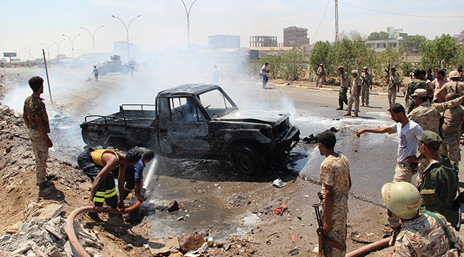 Yemende dört intihar saldırısı: 38 ölü, 24 yaralı