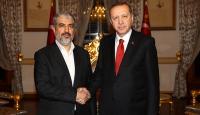 Hamastan Türkiyeye Gazze teşekkürü