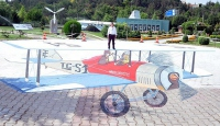 İlk Türk sivil uçağının 3 boyutlu resmi tamamlandı