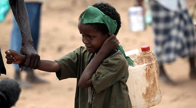 UNICEFten iç karartan rapor