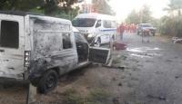 Lübnanda intihar saldırıları: 8 yaralı