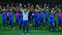 İzlanda EURO 2016da çeyrek finalde