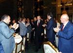 Cumhurbaşkanı Erdoğan, esnaf ve vatandaşlara iftar verdi