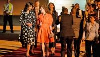 Michelle Obama kız çocuklarının eğitimi için Fasta