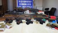 6 ilde eş zamanlı silah kaçakçılığı operasyonu