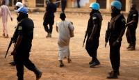 Orta Afrika Cumhuriyetinde saldırı