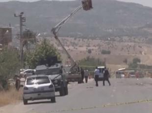 Diyarbakırda terör saldırısı