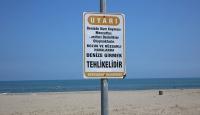 """Karadenizde """"rip"""" akıntısı uyarısı"""