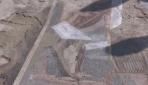 Buğday tarlasında 'Roma mozaiği'
