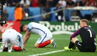 EURO 2016 futbolun devlerini salladı