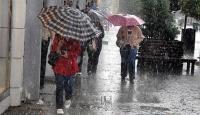 Konyada sağanak ve dolu yağışı bekleniyor