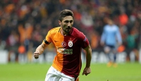 Galatasaraylı futbolcu Sarıoğlunun eşi hakkında suç duyurusu