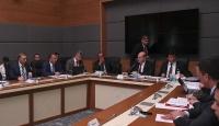 Uluslararası İşgücü Kanunu Tasarısı komisyonda kabul edildi