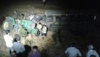 İki ilde trafik kazası: 2 ölü, 9 yaralı