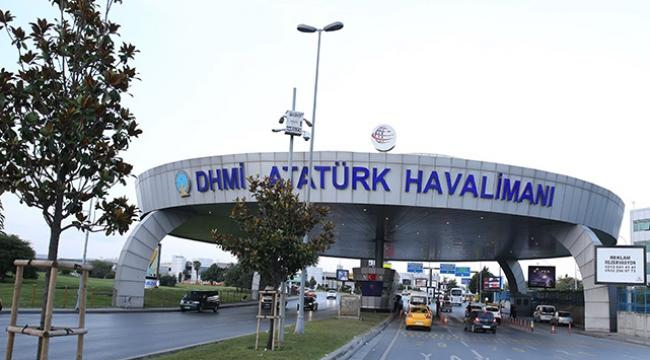 Atatürk Havalimanında uçuşlar sorunsuz bir şekilde sürüyor