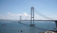 Osmangazi köprüsü yarın hizmete giriyor