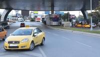 İddiaya konu taksilerin plakalarını araştırıyoruz