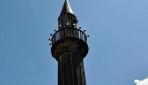 150 yıllık tahta minare