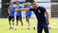 Fenerbahçede yeni sezon çalışmaları sürüyor