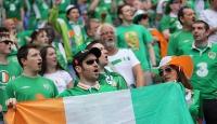 İrlanda taraftarına centilmenlik madalyası