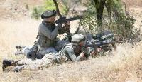 Operasyonlarda 2 terörist ölü ele geçirildi