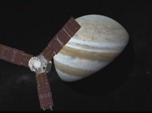 Juno, Jüpiterin yörüngesine girmeye hazırlanıyor