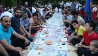 Mavi Marmara şehidi Bilgen anısına iftar verildi