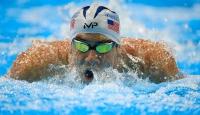 Michael Phelps 5. kez olimpiyatlarda