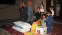 TİKAdan Afganistandaki ihtiyaç sahiplerine yardım