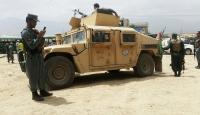 Afganistanda polis aracına saldırı: 30 ölü