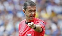 Almanya-İtalya maçını Kassai yönetecek
